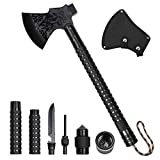 LIANTRAL Camping Stainless Axe...