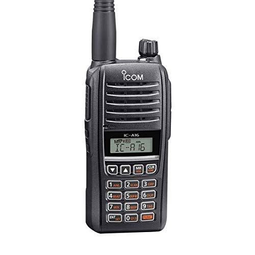 Icom IC-A16 VHF COM Aviation Handheld