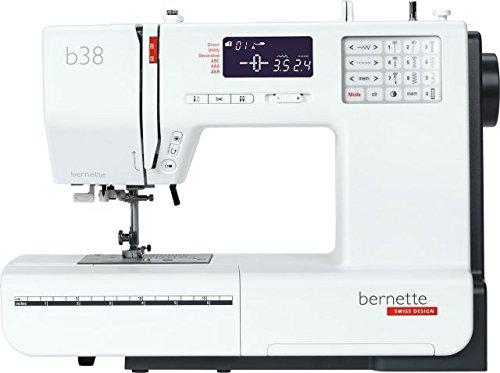 Bernette 38 Swiss Design Computerized Sewing Machine