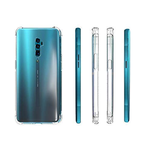 NTV Oppo Reno 10X (Transparent) Protective + Anti Shockproof Case 95