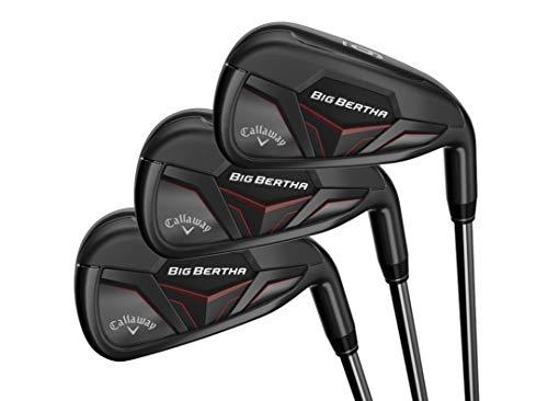 Callaway Golf 2019 Big Bertha Iron Set, 4IR - PW, Right Hand, Steel, Regular