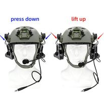 TAC-SKY-Tactical-Headset-Comta-II-Helmet-Version-Noise-Reduction-Sound-Pick-Up-for-Airsoft-Activities-Grey