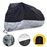 RockyMRanger MOTORCYCLE COVER Water Proof Cruisers Touring Motor Bike Universal YM3BS