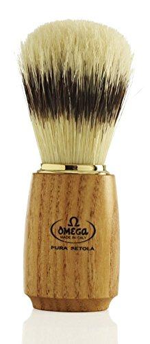 Omega shaving brush 22