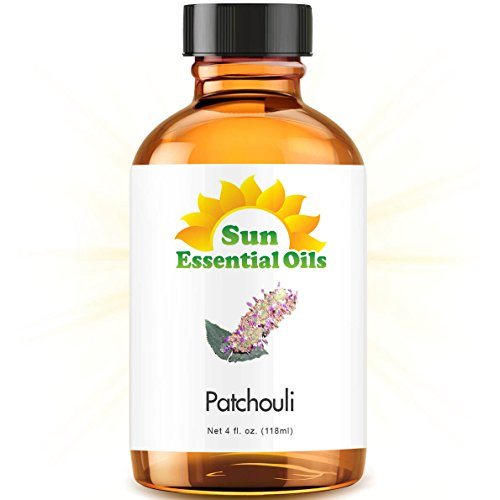 Patchouli (Large 4 ounce) Best Essential Oil
