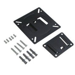 Security-Anti-Theft-Wall-Mount-Kit-for-Samsung-Galaxy-TAB-3-4-101-Black