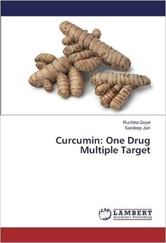 Curcumin: One Drug Multiple Target