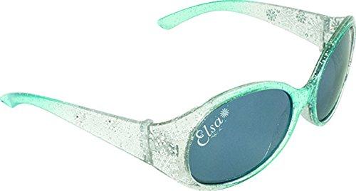 Disney Frozen Elsa Girl's Blue Splarkle  Sunglasses