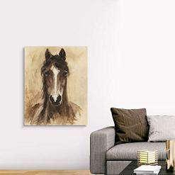 Big Canvas Horse Wall Art