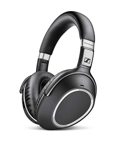 Sennheiser PXC 550 Wireless – NoiseGard Adaptive Noise Cancelling, Bluetooth Headphone with Touch Sensitive Control and… 1