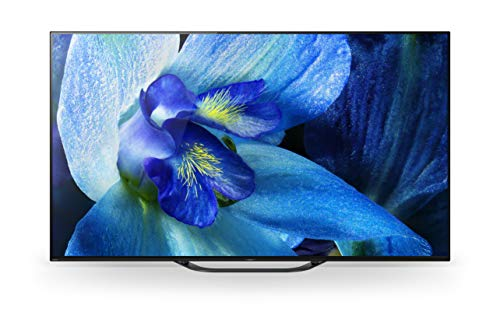 Sony Bravia 164 cm (65 inches) 4K Ultra HD Certified Android Smart OLED TV KD-65A8G (Black) (2019 Model) 155