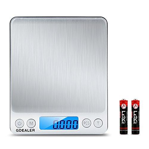 GDEALER DS1 Digital Pocket Scale