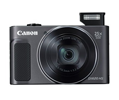 Canon-PowerShot-SX620-Digital-Camera-w25x-Optical-Zoom-Wi-Fi-NFC-Enabled-Black