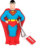 EMTEC Super Heroes 8 GB USB 2.0 Flash Drive, Superman