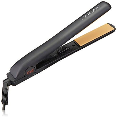"CHI Original 1"" Flat Hair Straightening Ceramic Hairstyling Iron 1 Inch Plates"