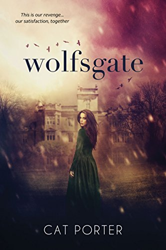 Wolfsgate by Cat Porter – New Cover Reveal