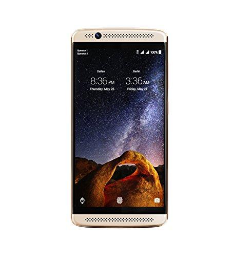 "ZTE Axon 7 Mini 5.2"" Unlocked Phone - Ion Gold"