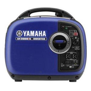 Yamaha 2000-watt 79cc OHV 4-Stroke Gas Powered Portable Inverter Generator