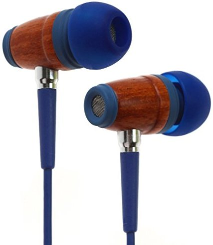 326b206088a Symphonized Kids Volume Limited Premium Wood in-Ear Noise-isolating  Headphones, Earbuds,