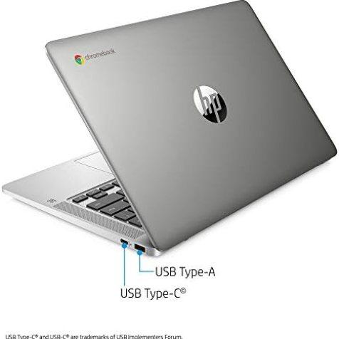 2020 Flagship HP 14 Chromebook Laptop Computer