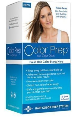 Color Prep Hair Color Prep System