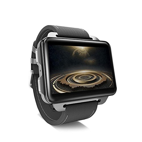 2.2inch 3G LEMFO LEM4 Bluetooth IPSDisplay Pro Smart Watch with Camera,Android 5.1 1GB RAM 16GB in Flash 1200 mAh Battery,GPS Running Watch for Men