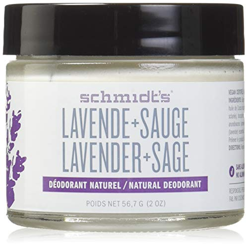 Schmidt's Natural Deodorant, Lavender and Sage, 2 Ounce