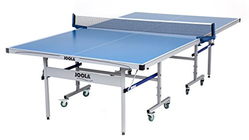 JOOLA NOVA - Outdoor Table Tennis Table with Waterproof Net Set - 10 Minute Easy Assembly...