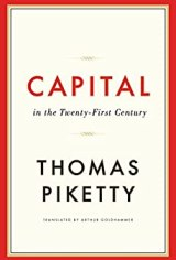 Capital in the Twenty-First Century by [Piketty, Thomas]