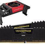 Corsair CMK16GX4M2K4400C19 Vendeance LPX 16GB (2x8GB) DDR4 4400 (PC4-35200) C19 PC Memory Black