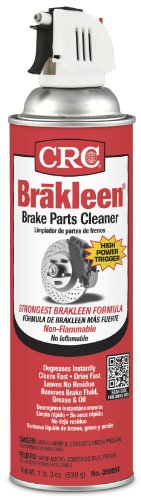 CRC 5089T Brakleen Brake Cleaner - 19 oz.