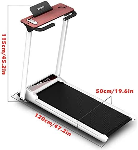 Smart Digital Folding Treadmill - Electric Foldable Exercise Fitness Machine, Small Running Surface, Home Gym Workout Fitness 6