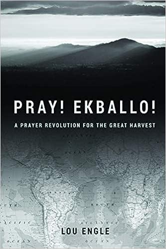 Pray Ekballo Lou Engle