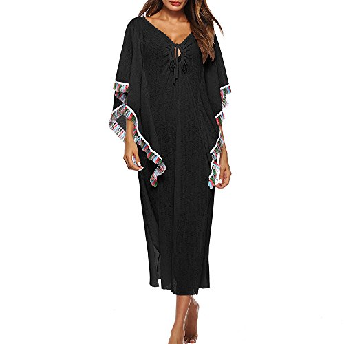 61ovoI8ULrL women summer casual t shirt dresses beach cover up plain pleated tank dress women's pom trim kaftan chiffon swimwear up tassel swimsuit womens round neck 3/4 sleeves a-line tshirt with pocket rashguard zip front sun protection upf 50+ for loose bikini long sleeve half-zip side adjustable swim turkish kaftans caftan plaid v blouses and tops shirts bathing crochet hign cut leopard print one piece monokini swimsuits backless thong suits kimono cardigan beachwear swimdress tummy control women's removable strap wrap pad cheeky high waist bikini set swimsuit vintage sailor pin up retro one piece skirtini cover swimdress(fba) women flounce polka dot printed tank top with boyshorts bottoms tankini swimsuits tummy control swimwear slimming monokini bathing suits for backless v neck front crossover hollow monokinis waisted halter two speedo girls' infinity splice uv sun protection long sleeve rash guard wetsuit holipick plus size sexy women's happy ending solid one-piece swimsuit beach swimwear bathing suit womens long sleeve rash guard uv upf 50+ sun protection printed zipper surfing one piece women one tropical high neck cut out zip up backless monokini beautyin elegant dress boy-leg swimdress swimsuits sexy lace straps plus size cover up suits halter u backness monikini print deep v-neck criss cross floral plunge v bikinis monokinis shirred details polka dot modest ruffle flounce off shoulder