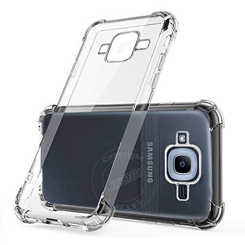 Jkobi Silicone Back Case for Samsung Galaxy J2 Pro -Transparent 3