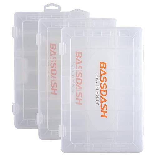 Bassdash Fishing Tackle Box