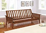 Product review for Coaster Home Furnishings 4382 Traditional Futon Frame, Oak