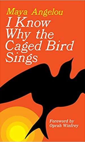 I Know Why The Caged Bird Sings - Maya Angelou | Poppies and Jasmine