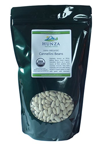 Hunza Organic Cannellini Beans (2 lbs)