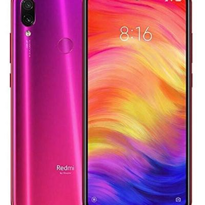 REDMI NOTE7 4+64GB RED EU