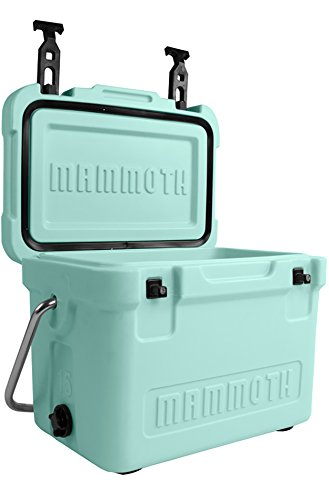 Mammoth Coolers Cruiser MC15-572 Cooler, Sea Foam Green