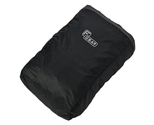 F Gear Case Travel Storage Shoes Bag (Black)