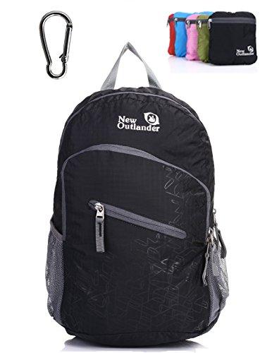 Outlander Ultra Lightweight Packable Water Resistant Travel Hiking Backpack...