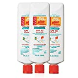 LOT OF 3 AVON Skin-So-Soft Bug Guard Plus IR3535 SPF 30 Insect Repellent Lotions 4 fl oz