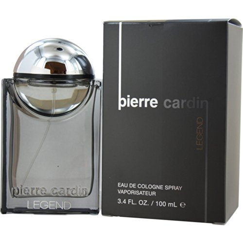 Pierre Cardin Legend Eau de Cologne Spray, 3.4 Ounce