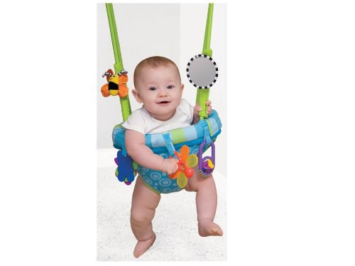 Sassy Seat Doorway Jumper, 5 Toys