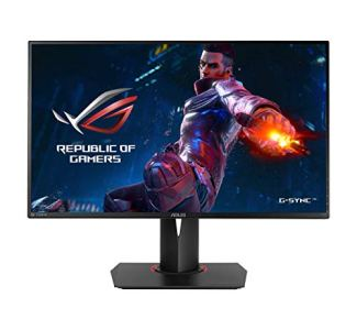 ASUS ROG Swift PG278QR 27' Gaming Monitor 1440p 1ms 165Hz DP HDMI G-SYNC Eye Care