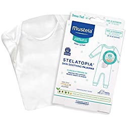 Mustela Mustela Stelatopia Skin Soothing Pajamas, Baby Pajamas, 12-24 Months, 1 Ct.