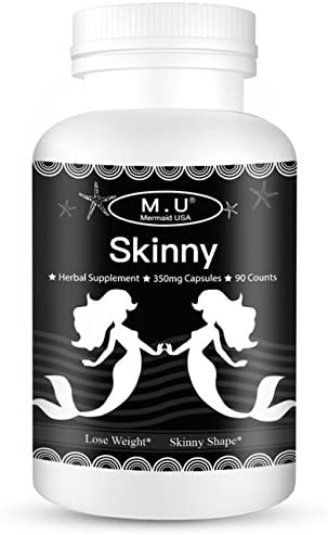 Skinny Mermaid USA M.U Support Lose Weight Healthy Pills Nature Herbal Power to be Supper Skinny and high-Class 3
