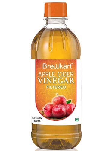 Brewkart Apple Cider Vinegar Filtered 500ml